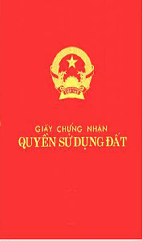 Tham Dinh03 - Mua đất bằng giấy tay được cấp 'sổ đỏ'