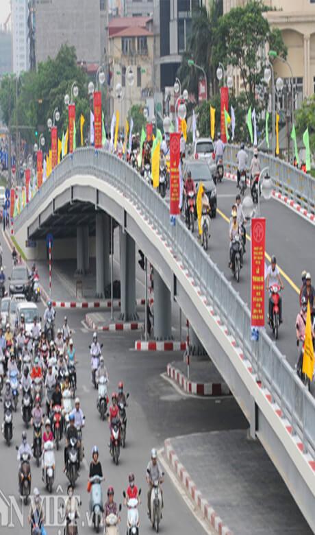 Tham Dinh12 - TPHCM kiến nghị xây cầu vượt thép tổng đầu tư hơn 1,200 tỷ đồng