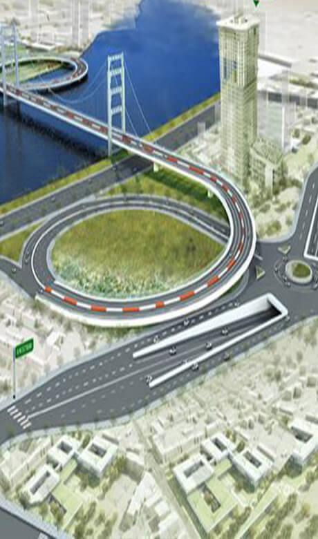 Tham Dinh14 - TP.HCM đầu tư 39.000 tỉ đồng triển khai 80 dự án cầu đường