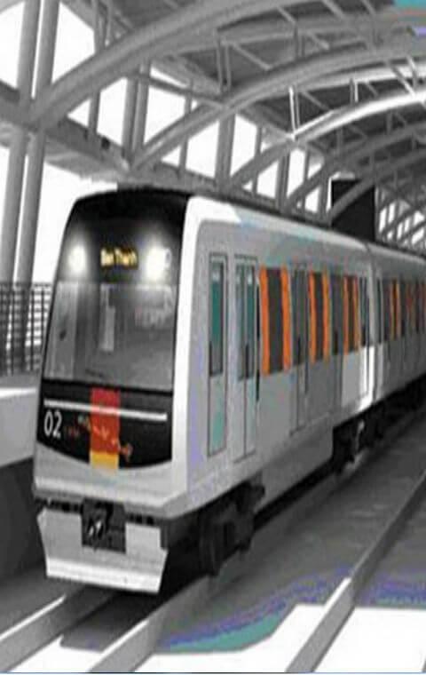 tham dinh26 - TP. HCM: Giao mặt bằng trước ngày 30/6 để xây tuyến metro số 2