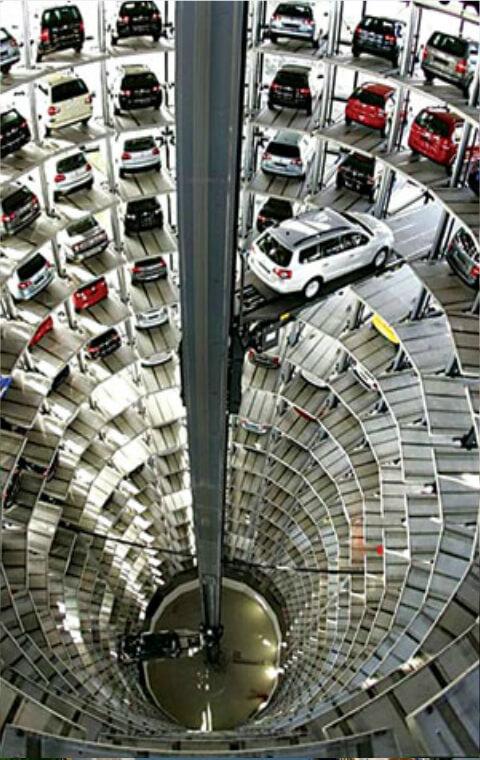 tham dinh32 - Hàng loạt bãi xe thông minh sẽ được xây dựng tại TPHCM