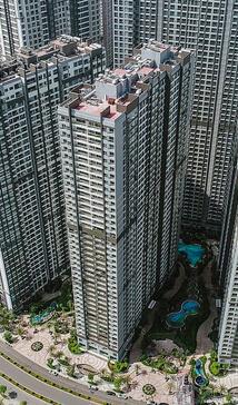 vaska3 - Những hình ảnh mới về tòa nhà cao nhất Việt Nam trước ngày cất nóc