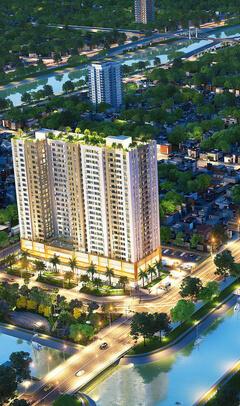 vaska9 - Bất động sản Tây Nam Sài Gòn hưởng lợi từ hạ tầng giao thông mới
